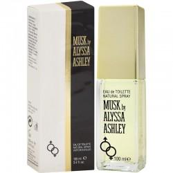 Buy Alyssa Ashley Musk Perfume for Women Eau de Toilette EDT 100 ml