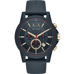 Men's Armani Exchange Watch Outerbanks AX1335 Chronograph