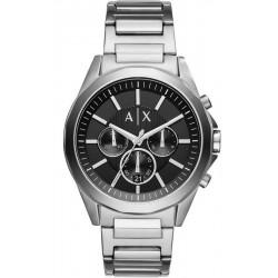 Buy Men's Armani Exchange Watch Drexler AX2600 Chronograph