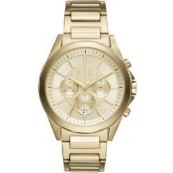 Buy Men's Armani Exchange Watch Drexler AX2602 Chronograph