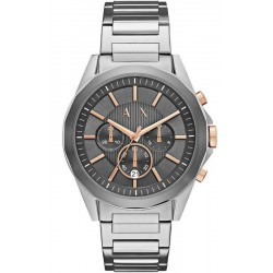 Buy Men's Armani Exchange Watch Drexler AX2606 Chronograph