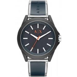 Buy Men's Armani Exchange Watch Drexler AX2642