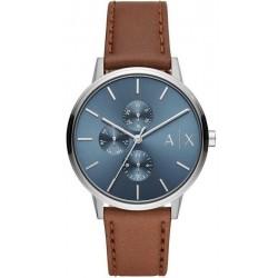 Buy Men's Armani Exchange Watch Cayde AX2718 Multifunction