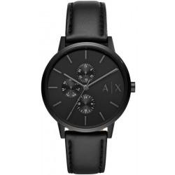 Buy Men's Armani Exchange Watch Cayde AX2719 Multifunction
