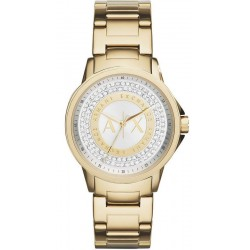 Buy Women's Armani Exchange Watch Lady Banks AX4321