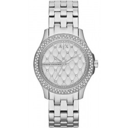 Buy Women's Armani Exchange Watch Lady Hampton AX5215
