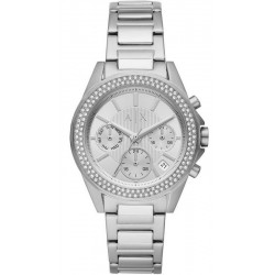 Buy Women's Armani Exchange Watch Lady Drexler AX5650 Chronograph