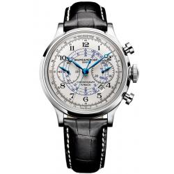 Buy Men's Baume & Mercier Watch Capeland Chronograph Flyback Automatic 10006