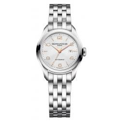 Buy Women's Baume & Mercier Watch Clifton 10150 Automatic