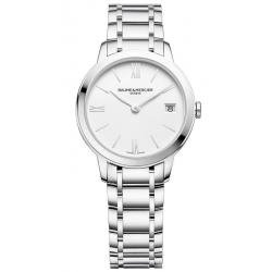 Buy Women's Baume & Mercier Watch Classima 10335 Quartz