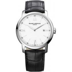 Buy Men's Baume & Mercier Watch Classima 10379 Quartz