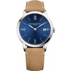 Buy Men's Baume & Mercier Watch Classima 10385 Quartz