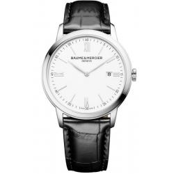 Buy Men's Baume & Mercier Watch Classima 10414 Quartz