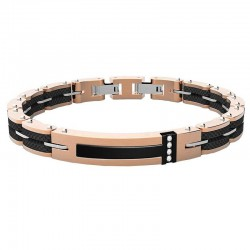 Buy Men's Boccadamo Bracelet Man ABR350C