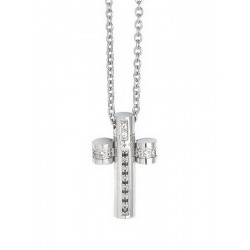 Buy Men's Boccadamo Necklace Man AGR164N Cross