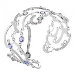 Women's Boccadamo Bracelet Bloom XBR245 Swarovski