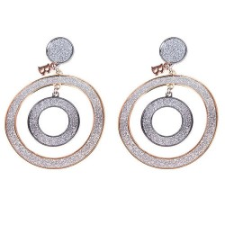 Buy Women's Boccadamo Earrings Magic Circle XGR071