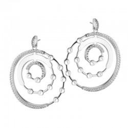 Buy Women's Boccadamo Earrings Orbiter XOR296