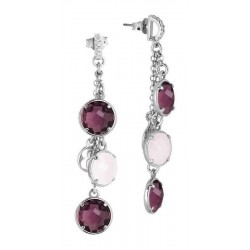 Buy Women's Boccadamo Earrings Cristallarte XOR408A