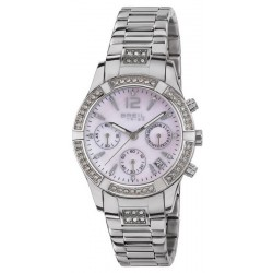 Buy Womens Breil Watch Cest Chic EW0425 Quartz Chronograph