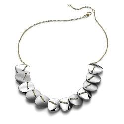 Women's Breil Necklace Back To Stones TJ1363