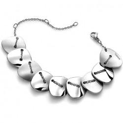 Buy Women's Breil Bracelet Back To Stones TJ1370