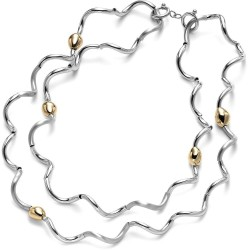 Women's Breil Necklace Flowing TJ1574