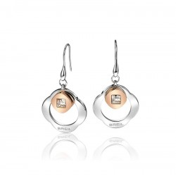 Buy Women's Breil Earrings Crossing Love TJ1580