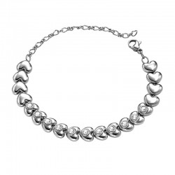 Buy Women's Breil Bracelet Love Around TJ1700 Heart