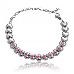Buy Women's Breil Bracelet Love Around TJ1706 Heart