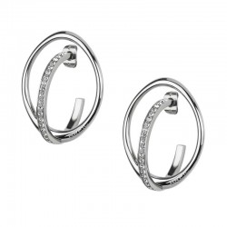 Buy Women's Breil Earrings Mezzanotte TJ1900