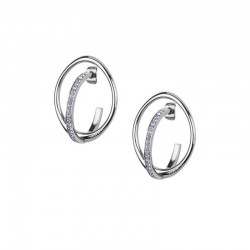 Buy Women's Breil Earrings Mezzanotte TJ2196