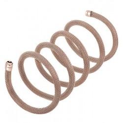 Buy Womens Breil Necklace / Bracelet New Snake TJ2718