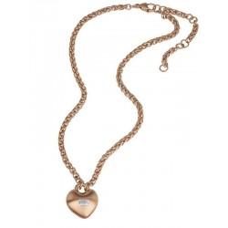 Buy Womens Breil Necklace Kilos Of Love TJ2856 Heart