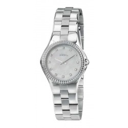 Buy Women's Breil Watch Curvy TW1730 Mother of Pearl Quartz