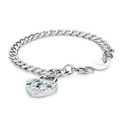 Women's Brosway Bracelet Private Love Edition BPV15 Heart
