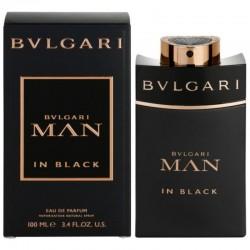 Buy Bulgari Man in Black Perfume for Men Eau de Parfum EDP 100 ml