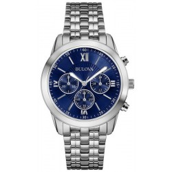 Buy Men's Bulova Watch Dress 96A174 Quartz Chronograph