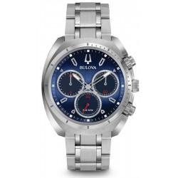 Buy Men's Bulova Watch Sport Curv Precisionist 96A185 Quartz Chronograph