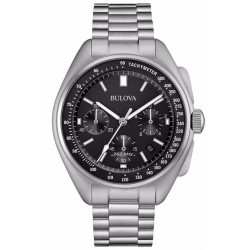 Buy Men's Bulova Watch Moon Precisionist 96B258 Quartz Chronograph