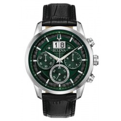Buy Men's Bulova Watch Sutton Classic 96B310 Quartz Chronograph