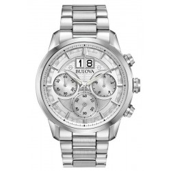 Buy Men's Bulova Watch Sutton Classic 96B318 Quartz Chronograph