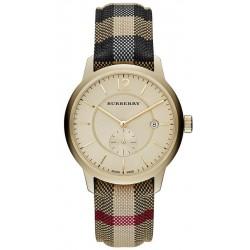 Buy Men's Burberry Watch The Classic Round BU10001