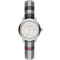 Buy Women's Burberry Watch The Classic Round BU10103