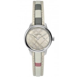 Buy Women's Burberry Watch The Classic Round BU10113
