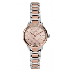 Buy Women's Burberry Watch The Classic Round BU10117