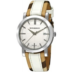 Buy Unisex Burberry Watch Heritage Nova Check BU1379