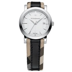 Buy Women's Burberry Watch Heritage Nova Check BU1396