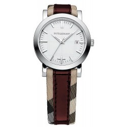 Buy Women's Burberry Watch Heritage Nova Check BU1397