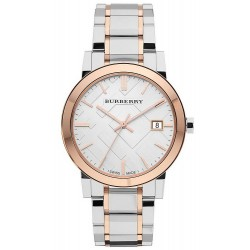 Unisex Burberry Watch The City BU9006